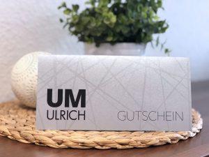 UM Ulrich Gutschein